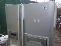 Lg American fridge freezer......Cheap Free Delivery