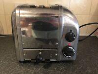 Dualit NewGen 2-Slice Toaster, Polished Stainless Steel