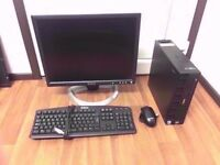 Gaming Media Computer PC Complete Setup with Monitor (Intel, 4GB, GT 710, 20 inch)