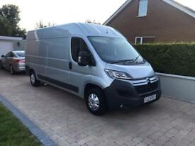 2017 Citroen Relay 2.0 blue HDI