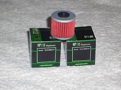 <em>YAMAHA</em> YZF450 OIL FILTERS X 3 FITS 03 09 HF141