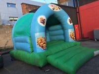 Minions Bouncy Castle with Blower - 12x15ft