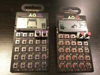 Pocket Operator Arcade and Robot Synthesizers Teenage Engineering Groovebox