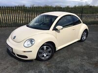 2008 08 VOLKSWAGEN BEETLE 1.6 LUNA 102PS 3 DOOR HATCHBACK - *LOW MILEAGE* - MARCH 2018 M.O.T