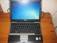 Dell Latitude D430 Laptop Computer.