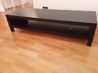 High quality TV Stand & Coffee table solid wood black