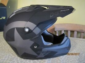 KBC Super-X Motorcycle Helmet - designed for Pro MX and off-road - As New