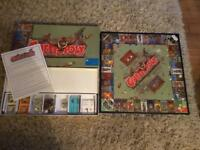 Rare GHETTOPOLY Board game,2002,withdrawn from sale,never played.