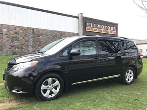 2013 Toyota Sienna LE 8 PASSENGER.REAR VIEW CAMERA.BLUETOOTH.POW