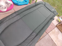 Jrc terry hearn specialist 6 leg wide bedchair