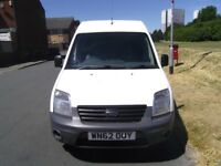 62 PLATE FORD TRANSIT CONNECT 1.8 TDCI 230 £1895 NO VAT