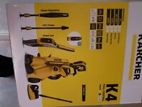 k4 karcher full control power washer