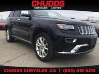 2014 Jeep Grand Cherokee Summit 4x4 3D Navigation Nappa Leather