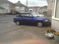 Wanted ford escort mark 6 ghia drivers door and front and back bumpers