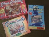 3 Vintage Jigsaws