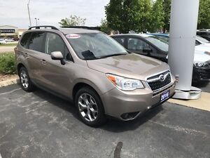 2016 Subaru Forester 2.5i Limited Package Limited Model!!!