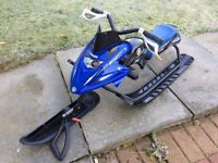 Yamaha Toy Pull Along Sled for Sale