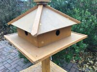Hand Made Bird Table