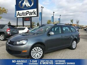 2012 Volkswagen Golf 2.5L i5 Wagon | Keyless Entry | Cruise Cont