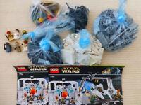 Lego Starwars 7754 Home One Mon Calamari Star Cruiser rare retired set 100% complete