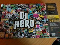 PS3 DJ HERO DECK & GAME