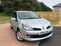Clio dynamique 2007 1.5 dci diesel top spec model great car with only 70,000 miles