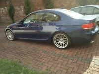 BMW 330D M SPORT COUPE BLUE LCI AUTO FULLY LOADED