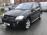 2006 MERCEDES ML320 CDI AMG FULLYLOADED PX WELCOME