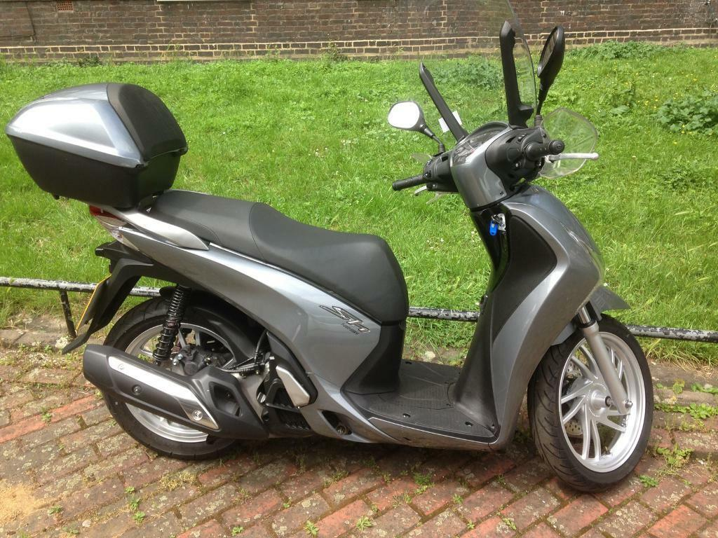 Honda sh 125 ad g 2016 in elephant and castle london for Castle honda service