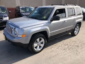 2015 Jeep Patriot North Edition, Auto, Heated Seats, 4x4