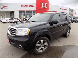2013 Honda Pilot EX-L... NO ACCIDENTS... LEATHER... SUNROOF