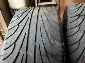 2 x Nankang Ultra Sport Tyres