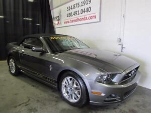 2013 Ford Mustang *CONVERTIBLE*