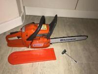 Husqvarna chainsaw brand new