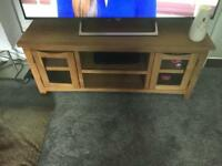 Solid wood tv cabinet can deliver locally