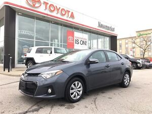 2015 Toyota Corolla S MODEL - HEATED SEATS - BACKUP CAMERA