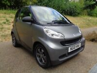 2010 SMART FORTWO AUTOMATIC PETROL 1.0 PANORAMIC ROOF,SAT-NAV, FSH, FULLY LOA...