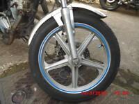 Lexmotor, 125cc, vixen,2013.