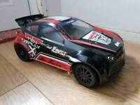 Losi Ten Rally X. 4WD. AVC. Savox. Brushless Rc Car