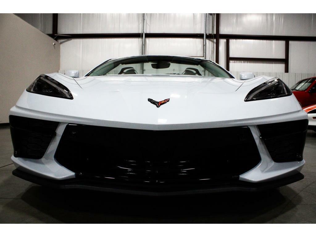 2020 Gray Chevrolet Corvette Convertible 3LT | C7 Corvette Photo 8
