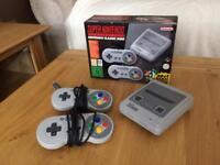 Nintendo Classic Mini: Super Nintendo System