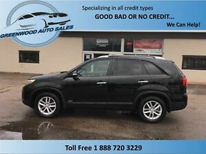 2014 Kia Sorento 7 PASSENGER! NICE UNIT! FINANCE NOW!