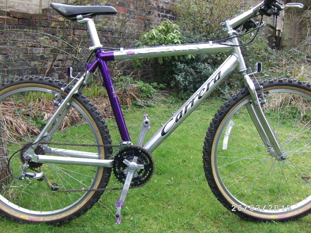Carrera Gravity 21 Speed Mountain Bike In Batley West Yorkshire