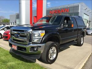 2015 Ford F-250 XLT Gas 4x4, Remote start, Hard Cap