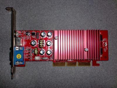 Video Out Vga Karte (Grafikkarte Gainward GeForce FX5200 AGP VGA / Video / TV-Out)