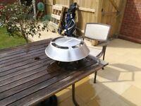 Steel chimney cowl - brand new