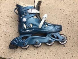 Adult unisex/ kids roller skates size 6-7