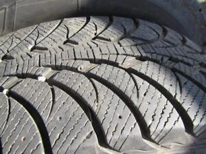 4---P245/65R17 Goodyear Ultra Grip---snowflake