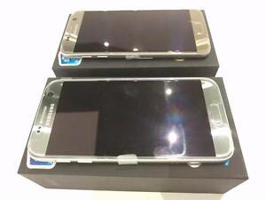 brand new unlocked samsung galaxy S7 LTE Dual SIM Black / Gold / Silver