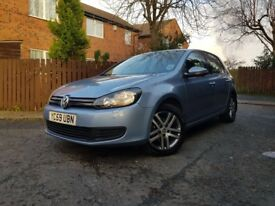 VW Golf 1.6 TDI - Automatic - 1 Owner from new - FSH - Heated Seats, Parking Sensors, Cruise Control